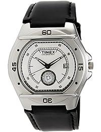 Timex Fashion Analog Silver Dial Men's Watch-EL00