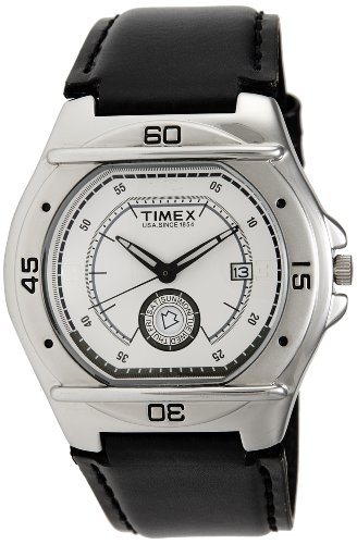 Timex Fashion Analog Silver Dial Men's Watch-EL00 image