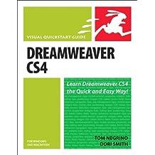 Dreamweaver CS4 for Windows and Macintosh: Visual QuickStart Guide by Tom Negrino (2008-11-20)