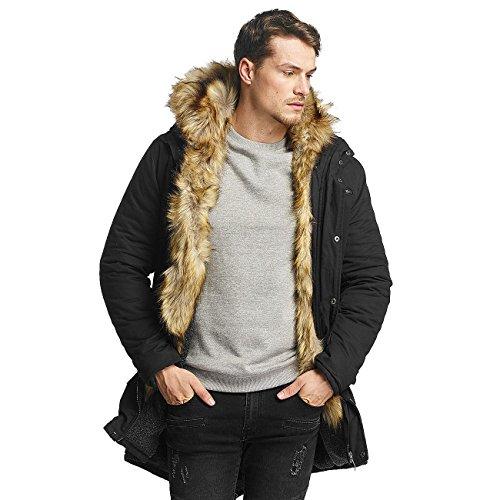 Preisvergleich Produktbild Bangastic Herren Jacken / Winterjacke Best Off schwarz S