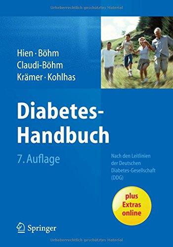 Diabetes-Handbuch (Diabetes Bücher)