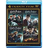 4 grandi film - Harry Potter - Anni 5-7 Volume 02