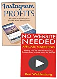 #8: A New Business Opportunity for Beginners: How to Get Started with Your First Internet Marketing Business. No Website Affiliate Marketing & Instagram Marketing Profits