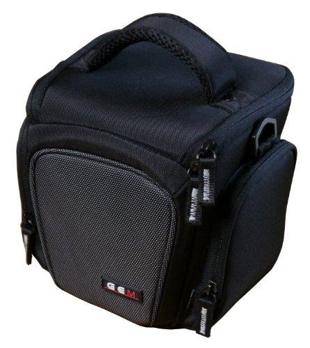 GEM - Funda para cámara de Fotos Canon PowerShot SX70 HS, Incluye Accesorios limitados