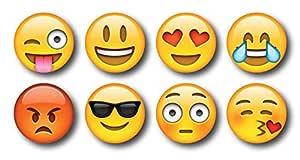 Nourish Emoji Fridge Magnets - Includes