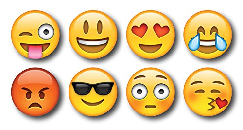 Nourish-Emj-8-Emoji-Fridge-Magnets-Standard