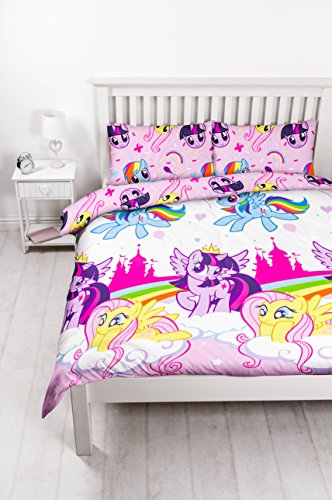 My Little Pony Piumino Matrimoniale e Set Federe Equestria Design