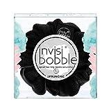 invisibobble SPRUNCHIE Spiral Hair Ring Scrunchie - True Black