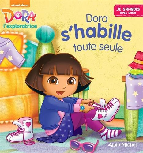 Dora s'habille toute seule