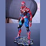 HEAGREN Spider-Man Movable Multi-Accessoire-Modell Puppe Spielzeugstatue