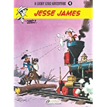 Lucky Luke - tome 4 Jesse James (04)