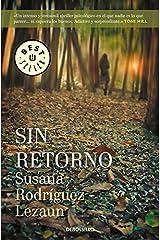 Sin retorno (Best Seller) Libro de bolsillo