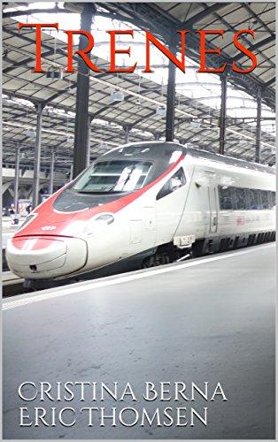 Trenes (Vehículos nº 3) por Cristina  Berna
