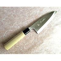 Sakai Takumi Ajimasa DC150 - Coltello Deba da cucina giapponese,