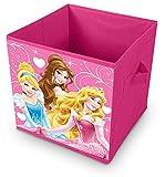 Disney Princess textile Aufbewahrungsbox (28 x 28 x 28cm)