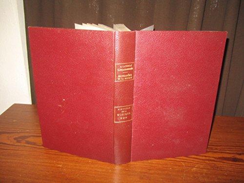 encyclopédie de la musique, tome 3 , 1ère partie (france-belgique-angleterre)