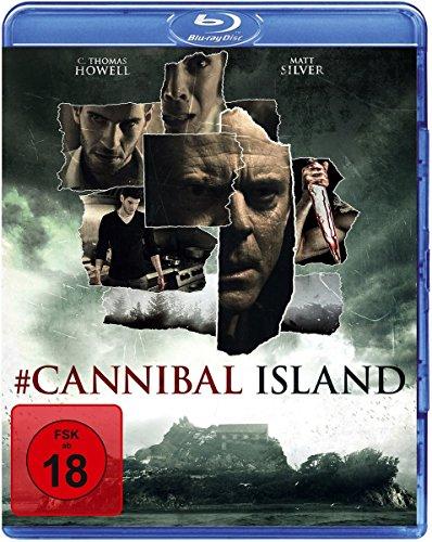 #Cannibal Island (Blu-ray)