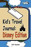 Kids Travel Journal - Disney Edition