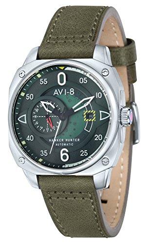Orologi Green Hawker Hunter di AVI-8