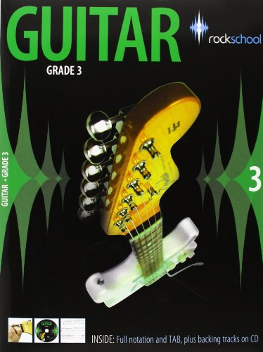Rockschool Guitar Grade 3 (2006-2012)