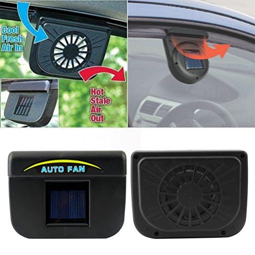 Solar Power Auto Fenster Lüfter Auto Lüfter Kühler Air Vent Fahrzeug Belüftung