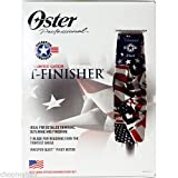 Oster Limited Edition T Finisher Operation Home Front Trimmer Professional Salon American Flag