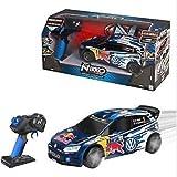 Nikko 0011543941347 Toy State–1: 16Scale Street Cars VW Polo WRC, Fahrzeug