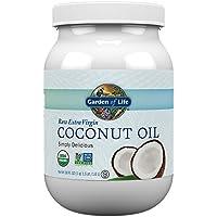 Garden of Life - Aceite de coco orgánico de la Virgen adicional cruda - 56 la