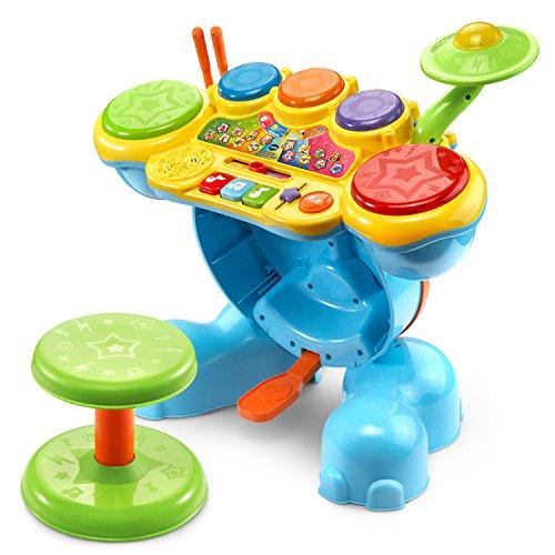 vtech zoo jamz stompin' fun drums VTech Zoo Jamz Stompin' Fun Drums 51hhwdwzaQL