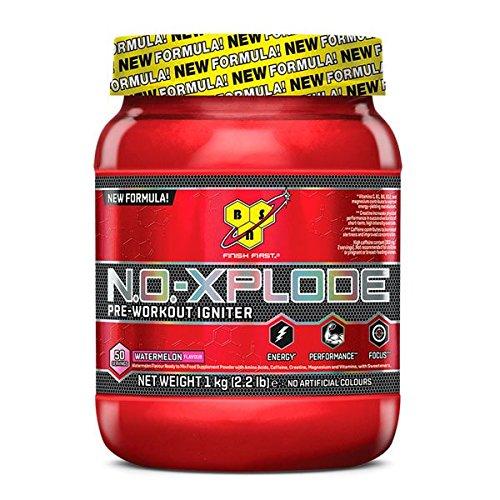 BSN No-Xplode 3.0 - 1000 gr Fruit Punch