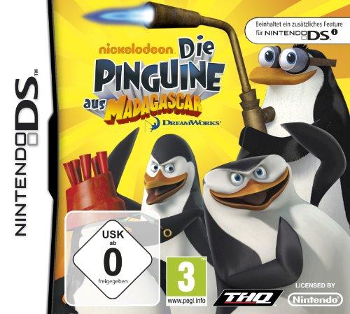 Die Pinguine aus Madagascar (Nintendo Ds Nickelodeon Games)