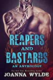 Front cover for the book Reapers and Bastards: A Reapers MC Anthology by Joanna Wylde