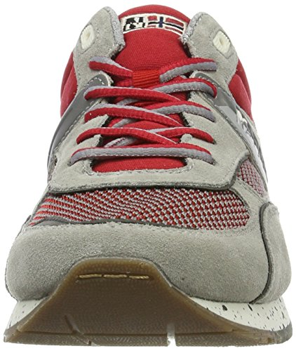 NAPAPIJRI FOOTWEAR Herren Rabari Low-Top Grau (minimal grey)