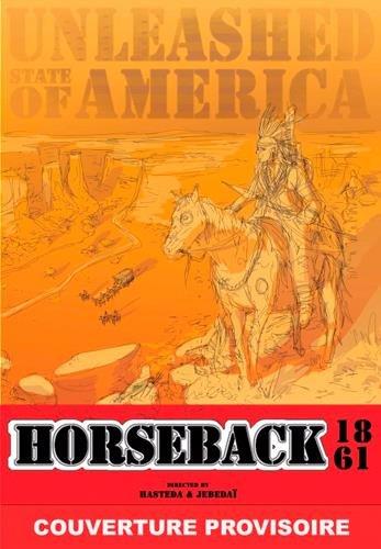Horseback 1861 par Hasteda