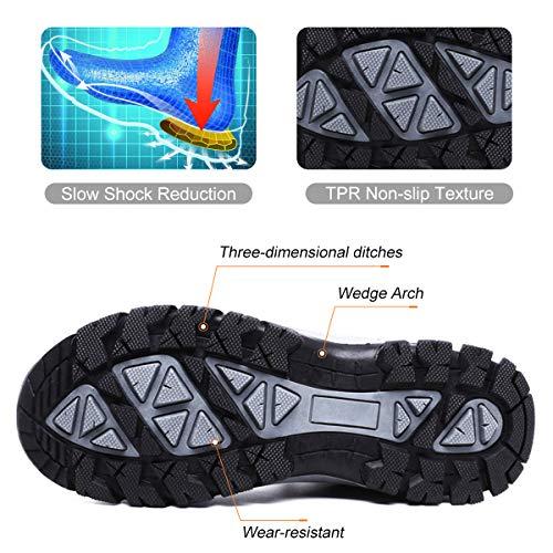 Zoom IMG-3 gracosy sneakers da trekking scarpe