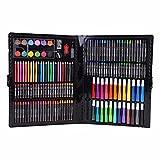 Ertong Matite Colorate 168Pcs Kids Drawing Pen Set Kit Pittura Schizzi Matite Colorate Pastello Olio Pastello Acquerello Bambini Cerati Color Lapices