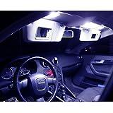 Innenbeleuchtung Set- SMD Canbus einfacher Einbau - Lichtpaket erhältlich in weiß blau rot grün gelb pink   blau