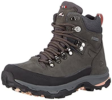 Viking Rondane Gtx, Women's High Rise Hiking Shoes, Grey (Pewter Pink), 5 UK (38 EU)