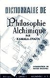 Dictionnaire de Philosophie Alchimique