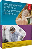 Adobe Photoshop Elements 13 & Premiere Elements 13 Student and Teacher