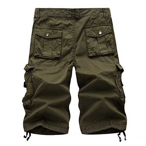 Hakjay Combat Shorts for Men Test