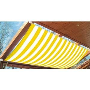 Windhager Markise / Sonnensegel für Seilspanntechnik