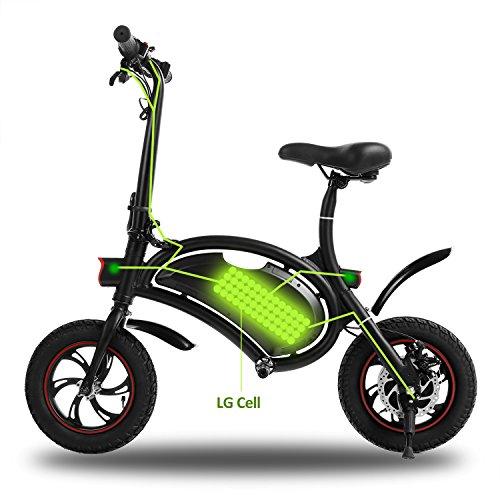 Mini bici electrica 12