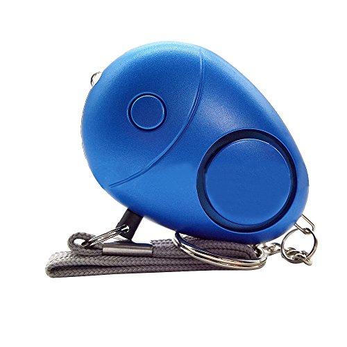 Persönlicher Alarm für Frauen, tragbarer persönlicher 130-dB-Alarm mit LED für leistungsstarke Sicherheit und Eigentumsversicherung für Kinder und Frauen -