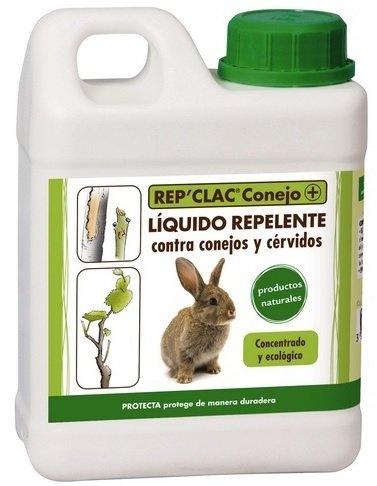 AGH Répulsif Lapins et cervidés Rep'Clac 1 l