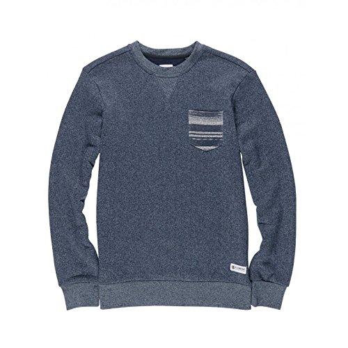 Herren Sweater Element Cleaven Crew Sweater (Crew Element Sweater)