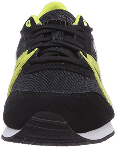 Puma TF-Racer Mesh Unisex-Erwachsene Sneakers Schwarz (black-white-sharp green 03)