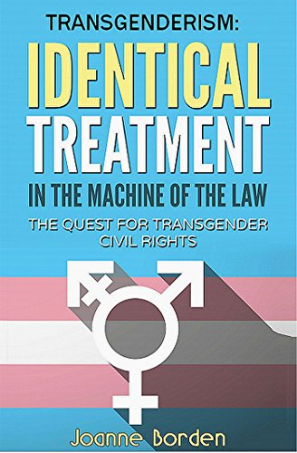 IDENTICAL TREATMENT IN THE MACHINE OF THE LAW: The Quest For Transgender Civil Rights book cover