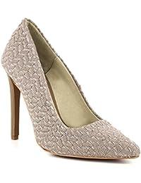 Escarpin Loca Lova Chaussure Noir Paillettes INOUBLIABLE VETUSTA - Couleur - Noir 4ne3Ls