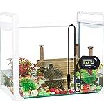 bedee Fish Tank Thermometer Aquarium Thermometer Water Thermometer Submersible Waterproof Digital LCD Aquarium… 13